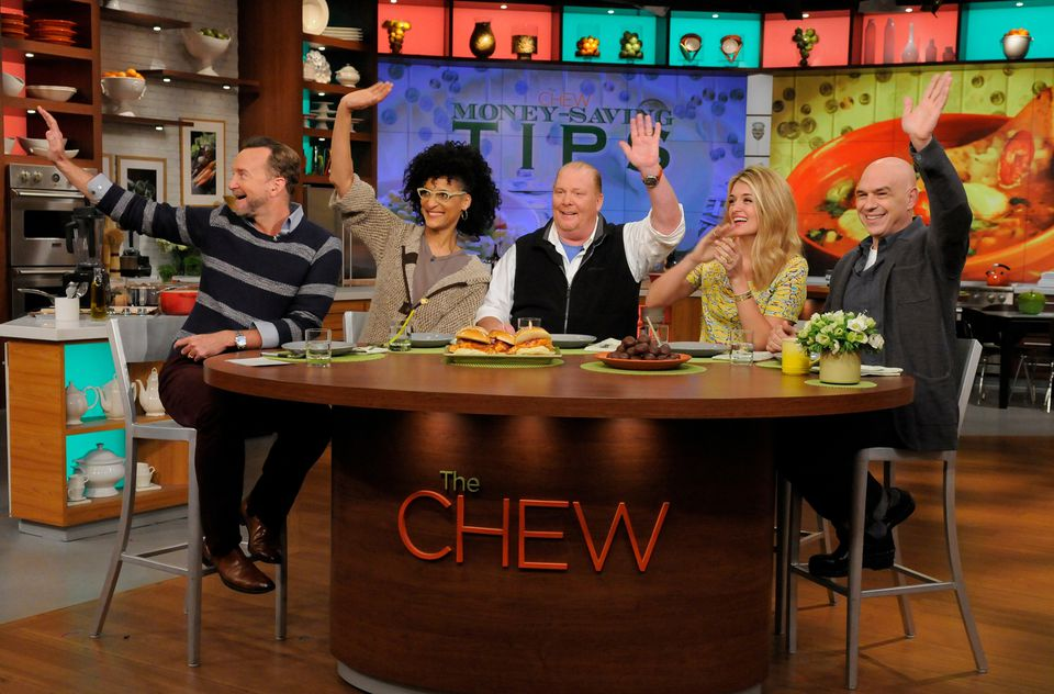 "ABC's ""The Chew"" - Season Four"