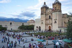 Temple of Santo Domingo, Oaxaca, Mexico