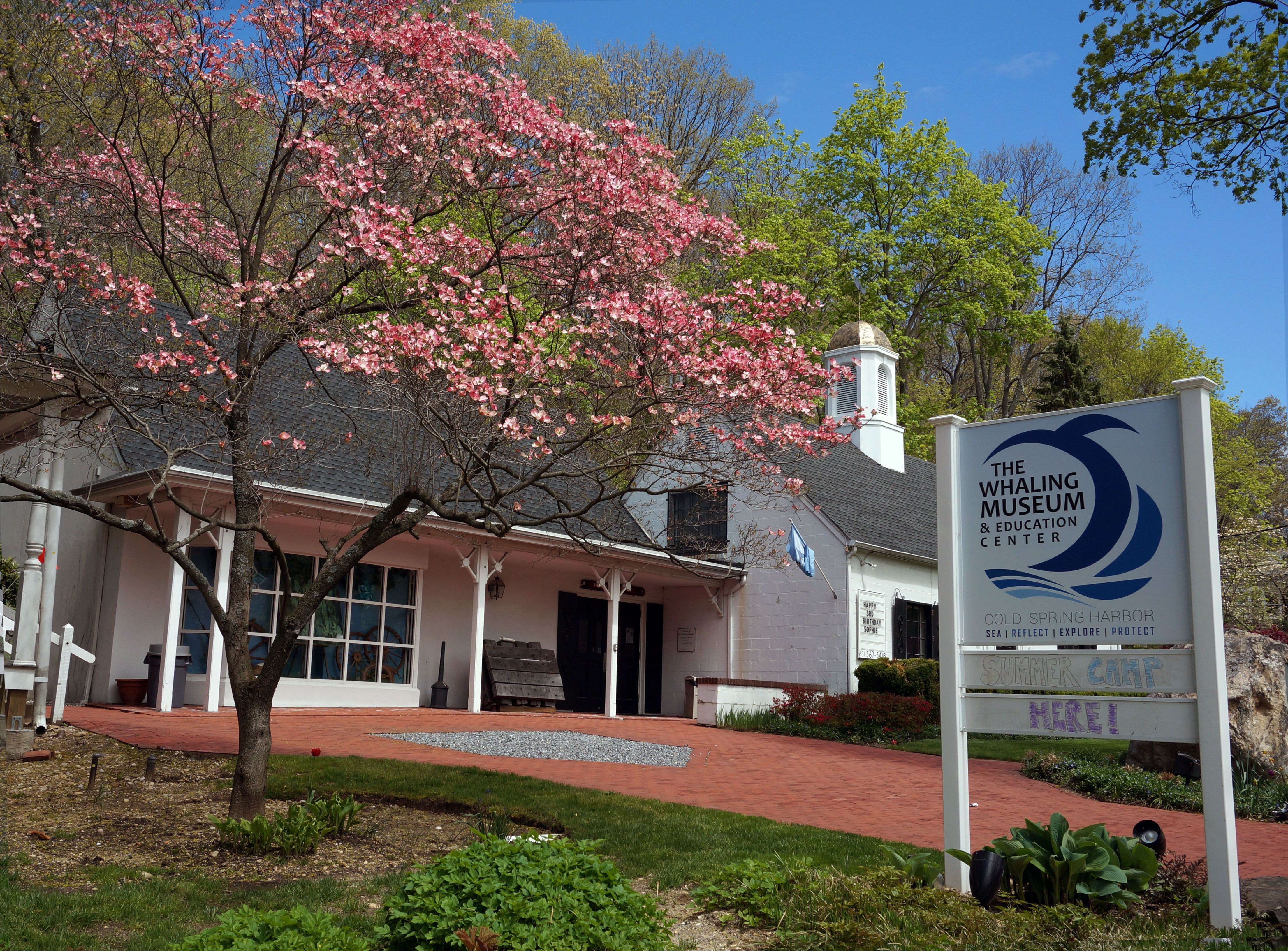 Cold Spring Harbor Whaling Museum