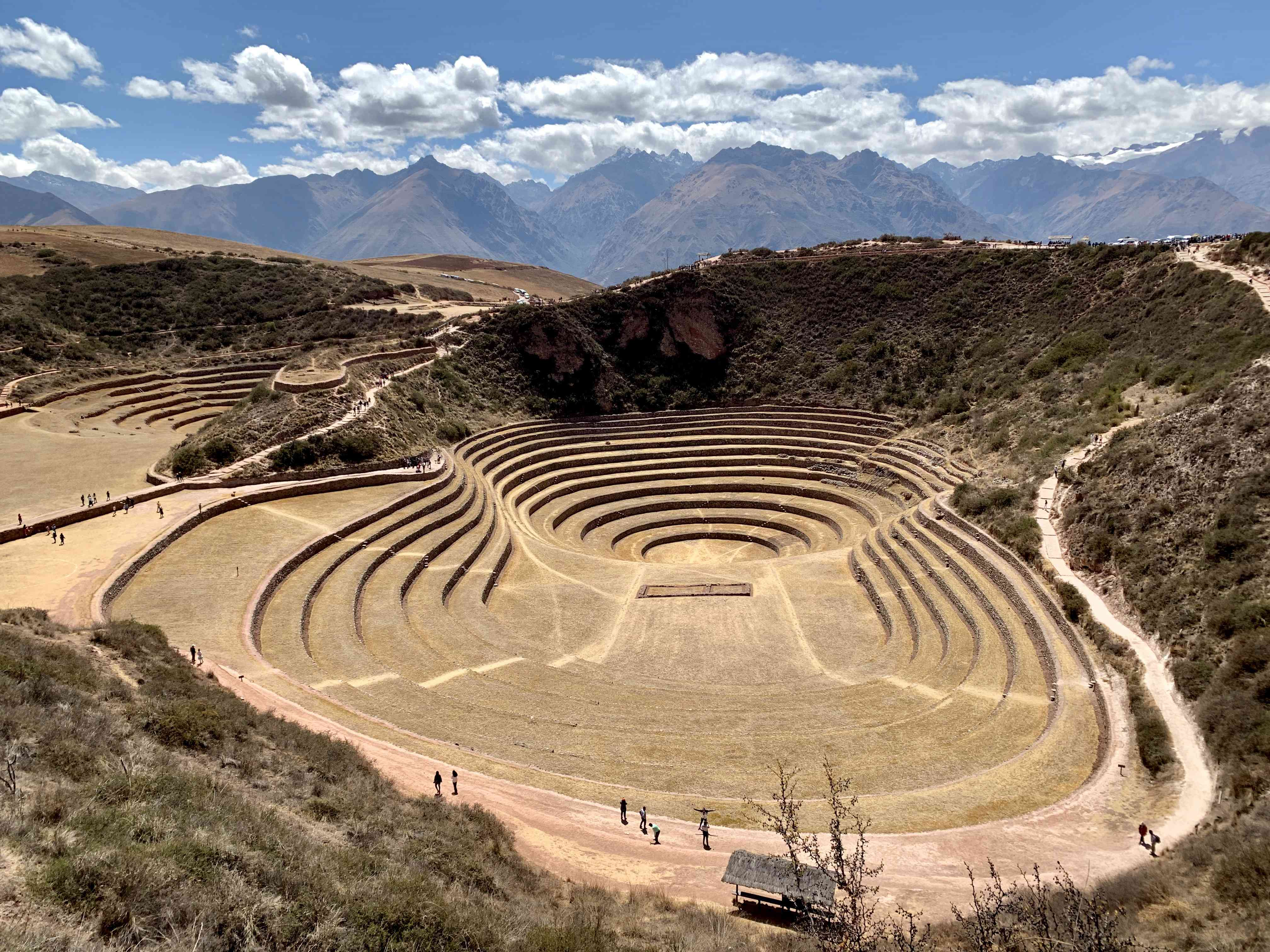 Moray Archeological Site, Sacred Valley