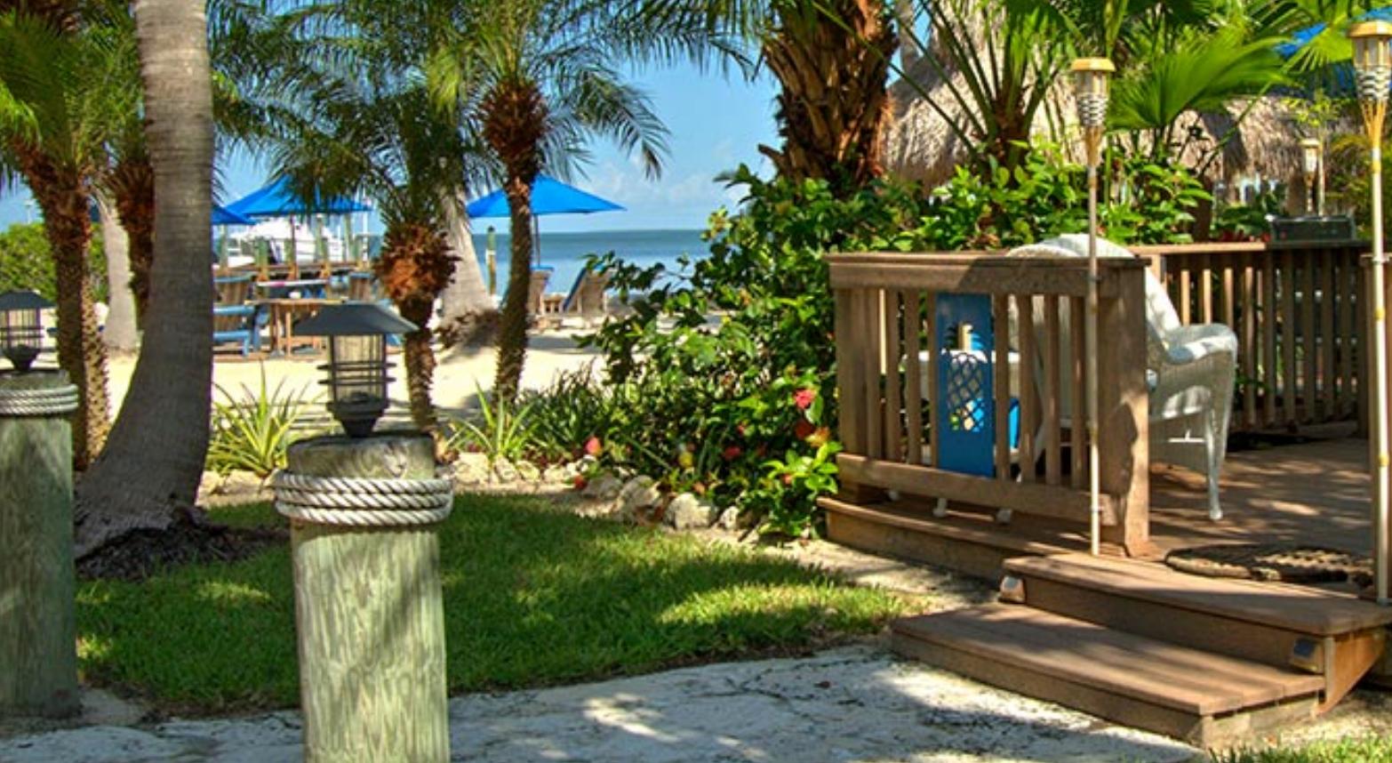 Island Bay Resort, Tavernier