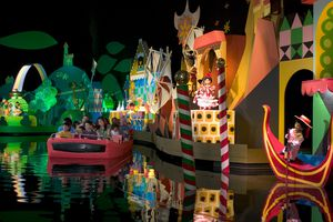 It's a Small World ride