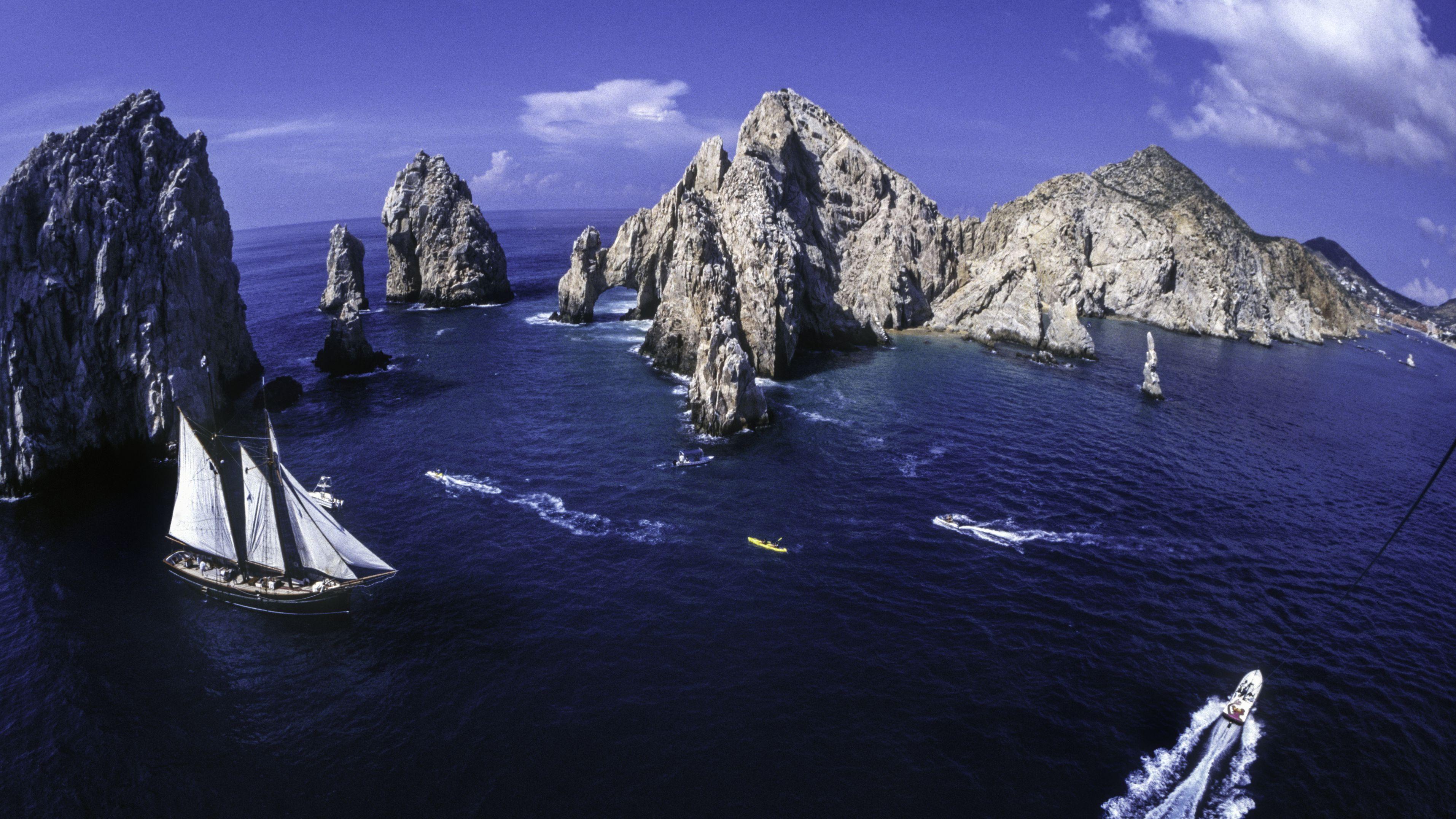 """""""Pacific Ocean and Baja California beautiful scenery"""""""