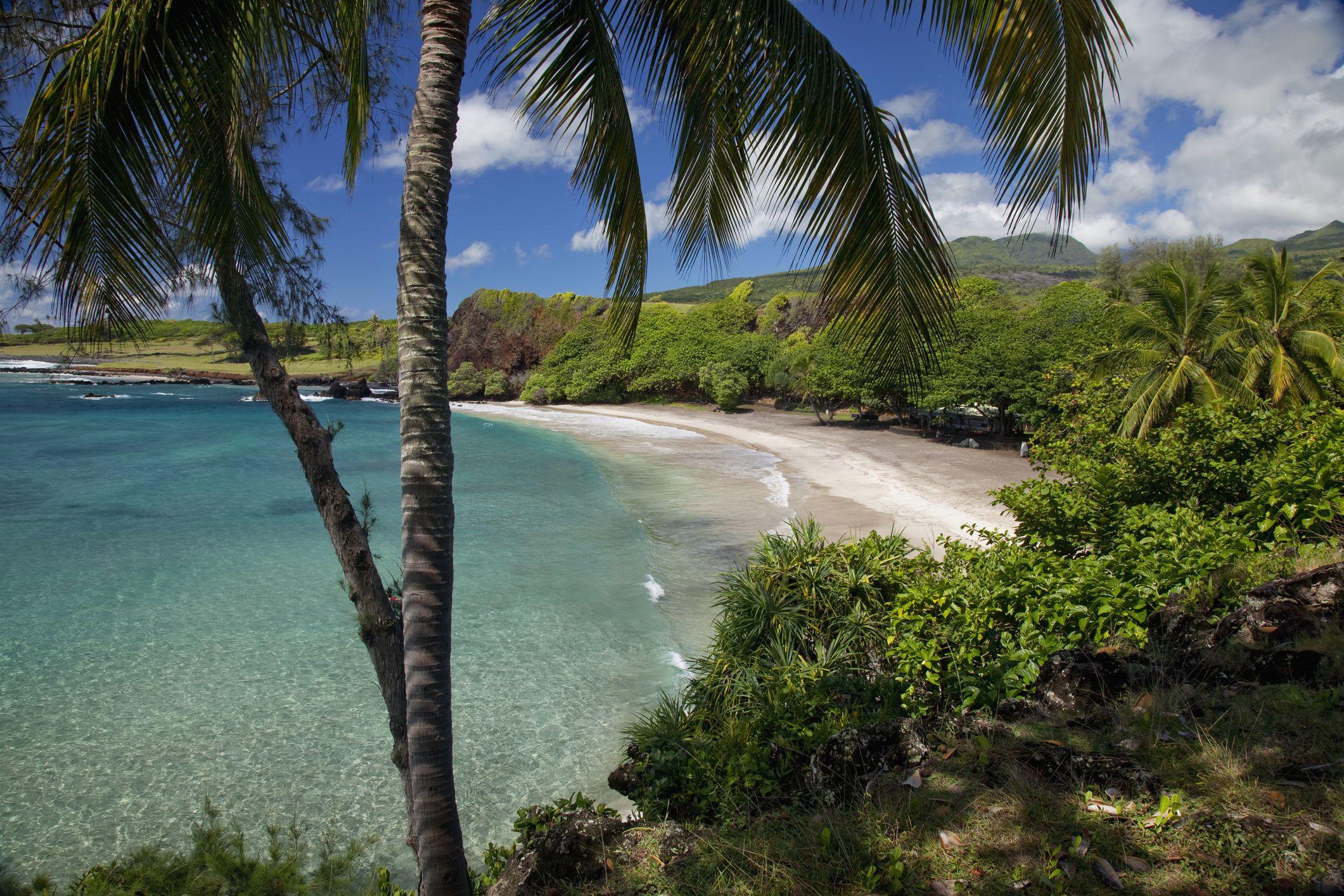 Hamoa Beach, Maui, Hawaii