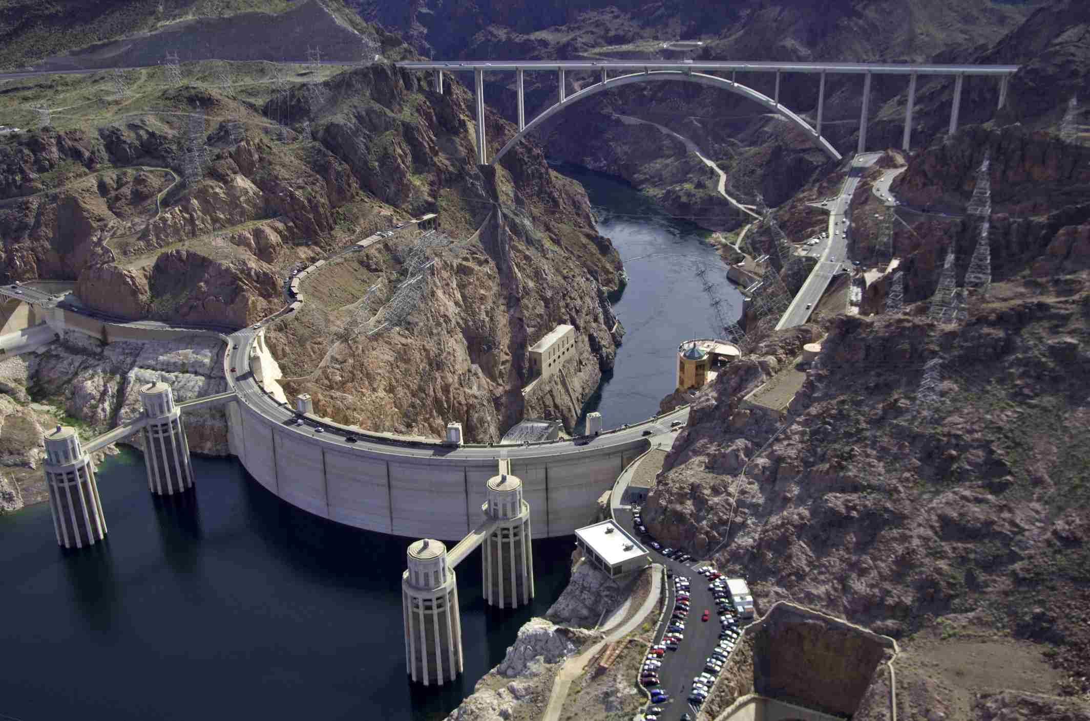 Hoover Dam Tours >> The 7 Best Hoover Dam Tours Of 2019