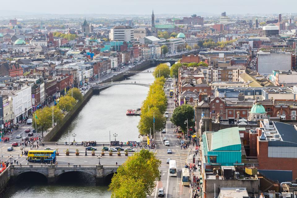 Horizonte de Dublín