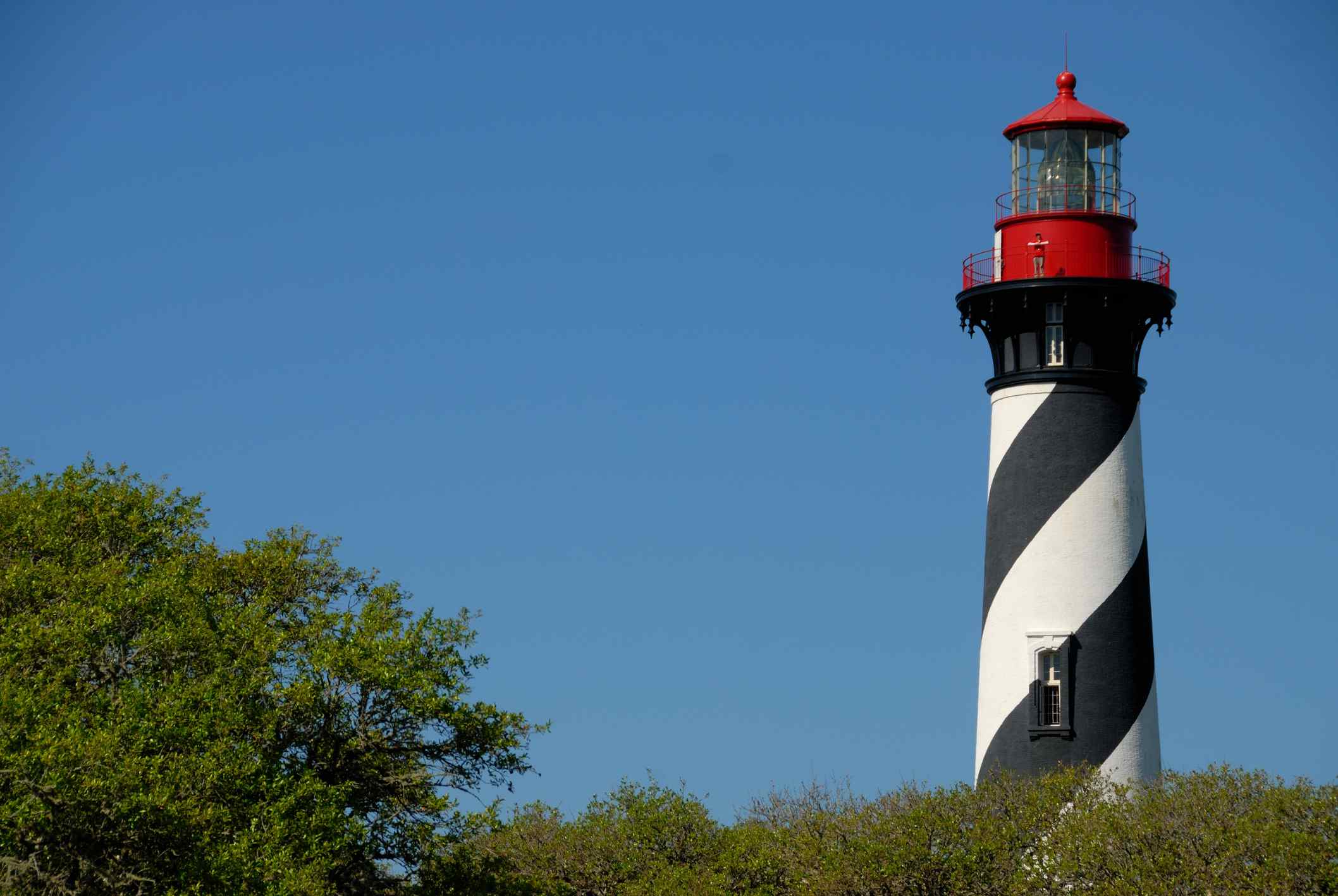 Lighthouse in St. Augustine