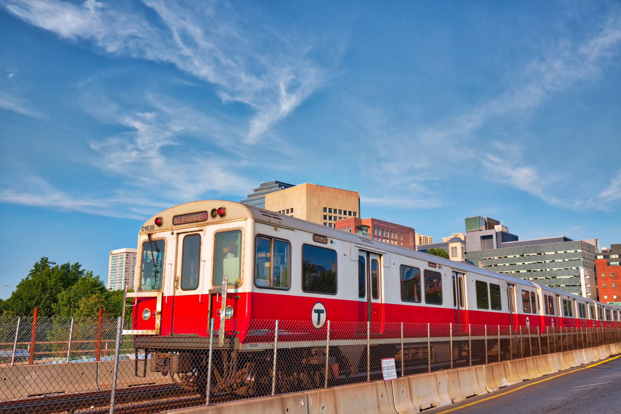 Getting Around Boston: MBTA