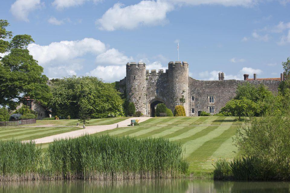 Amberley Castle In East Sus