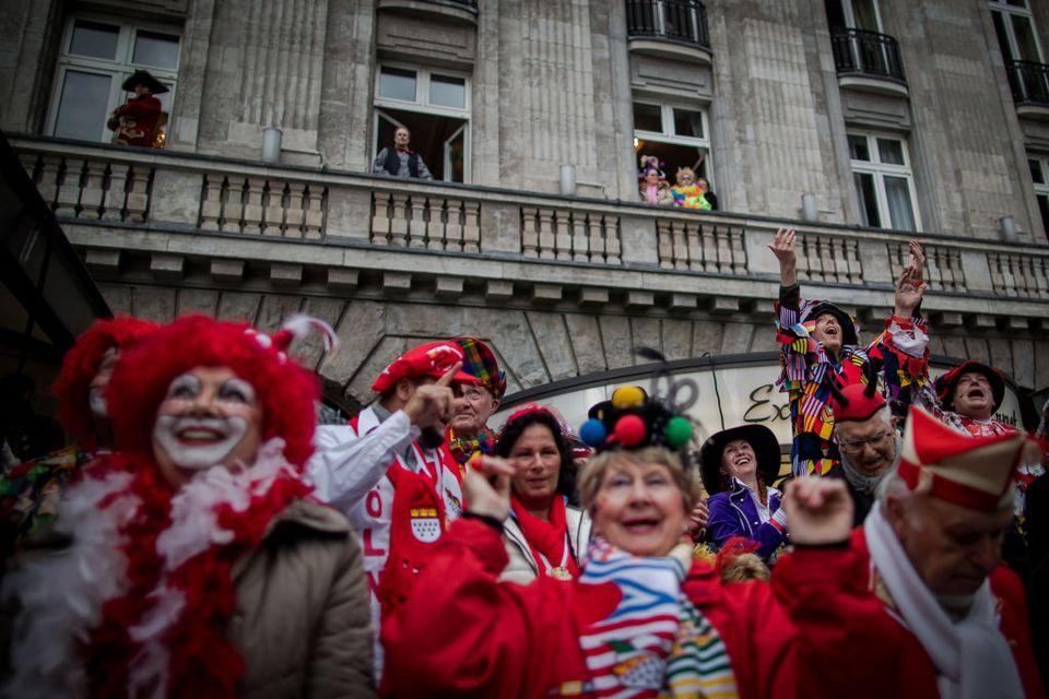 Cologne's Carnival