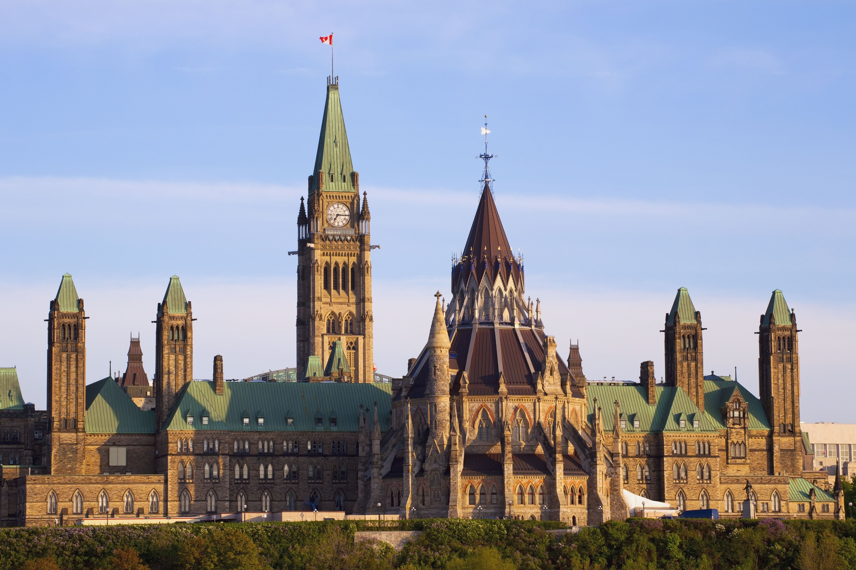 Edificios del Parlamento de Canadá