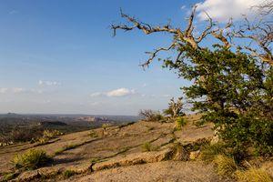 Enchanted Rock near Fredericksburg