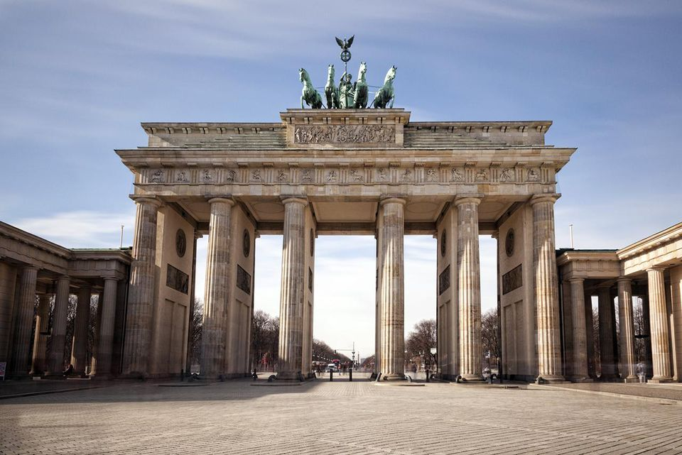 Brandenburg Gate Brandenburger Tor Berlin