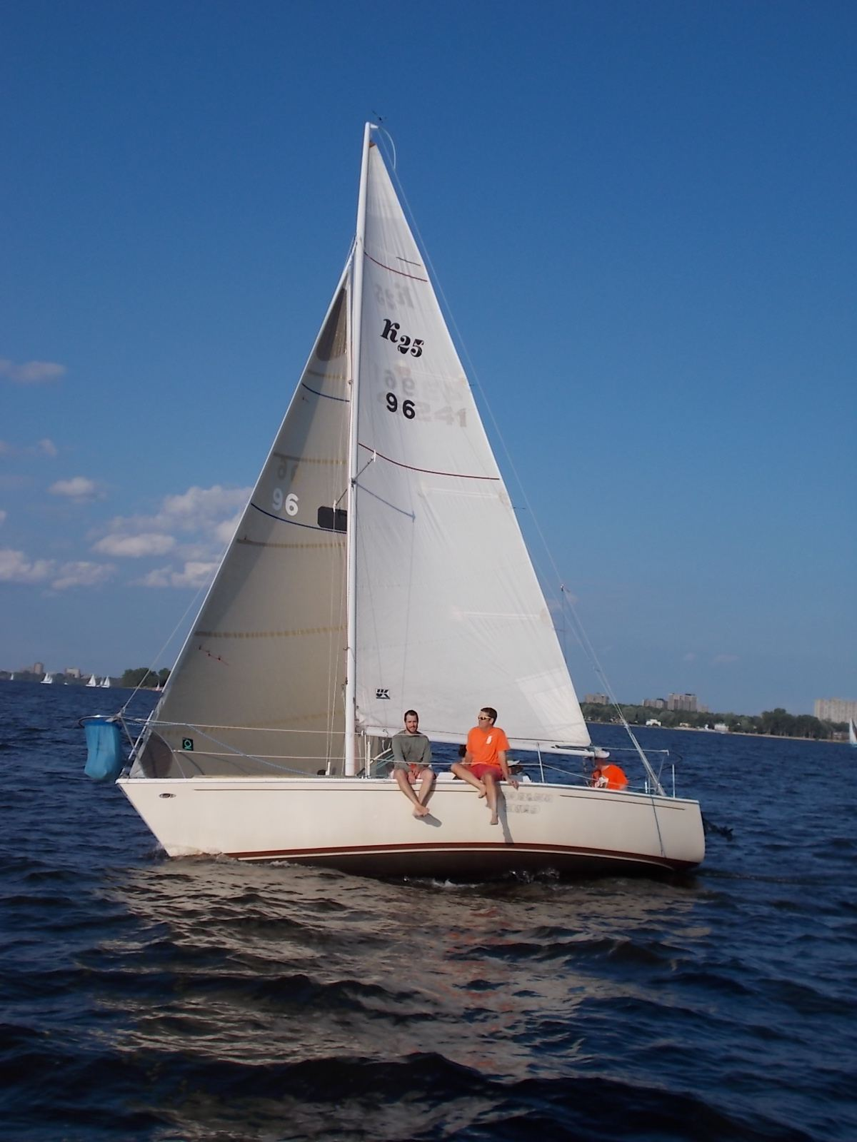 Kirby 25 sailboat