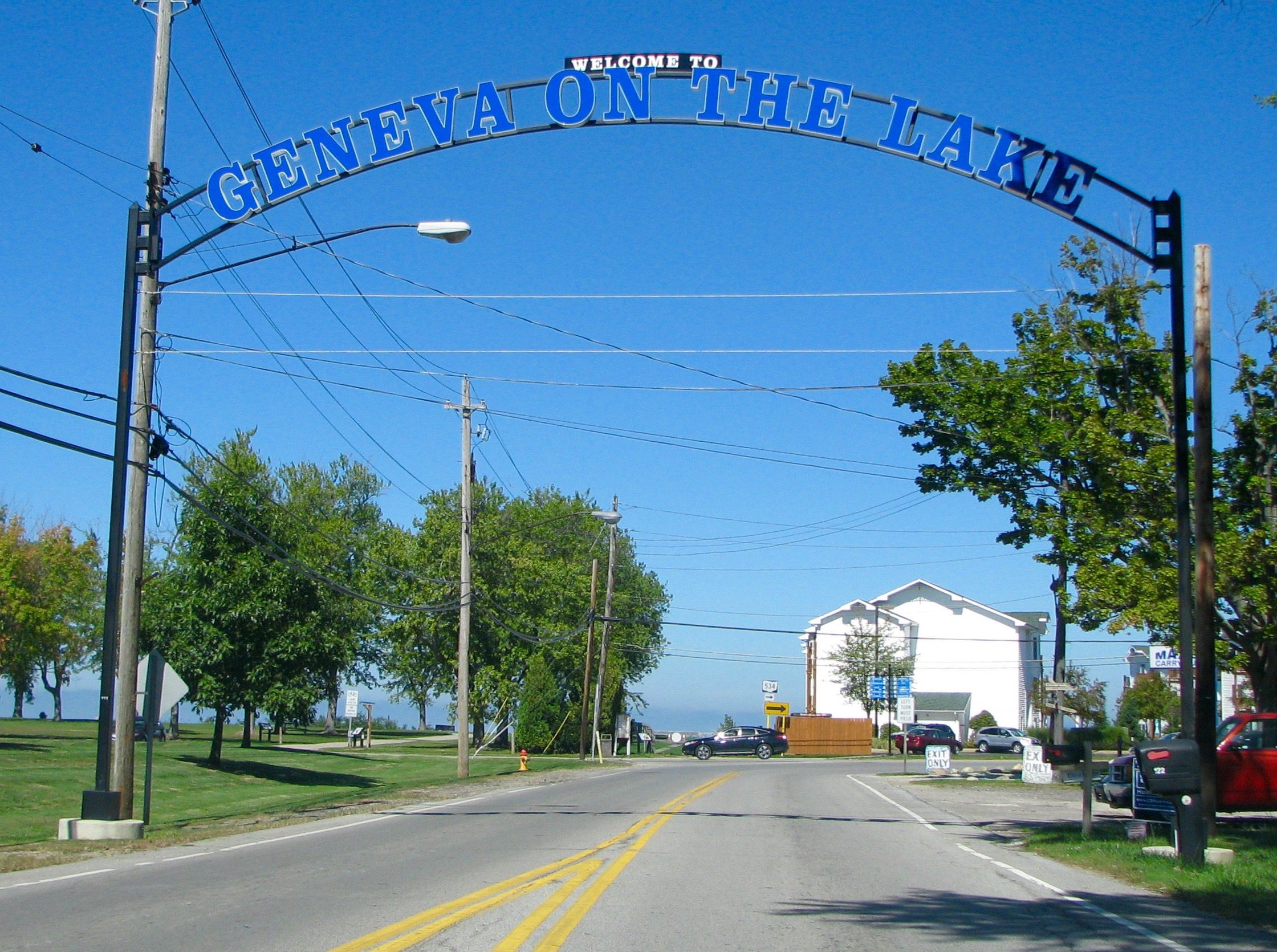 Check out Geneva-On-The-Lake, Located on the Shores of Lake Erie