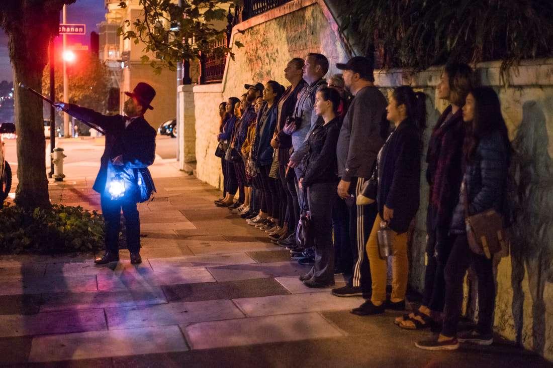 San Francisco Ghost Hunt