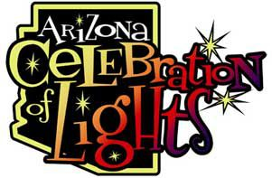 Arizona Celebration of Lights