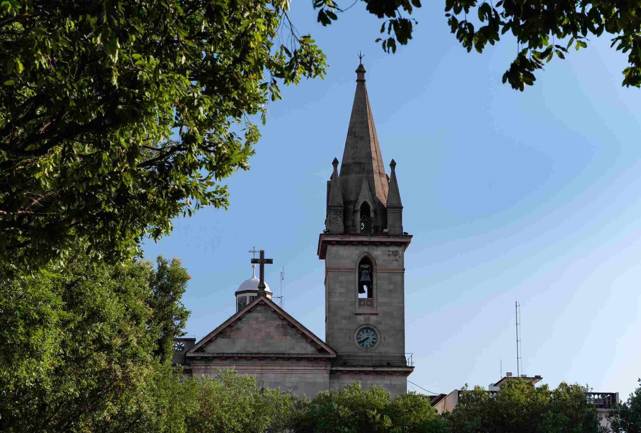Catholic Church of St. Sebastian