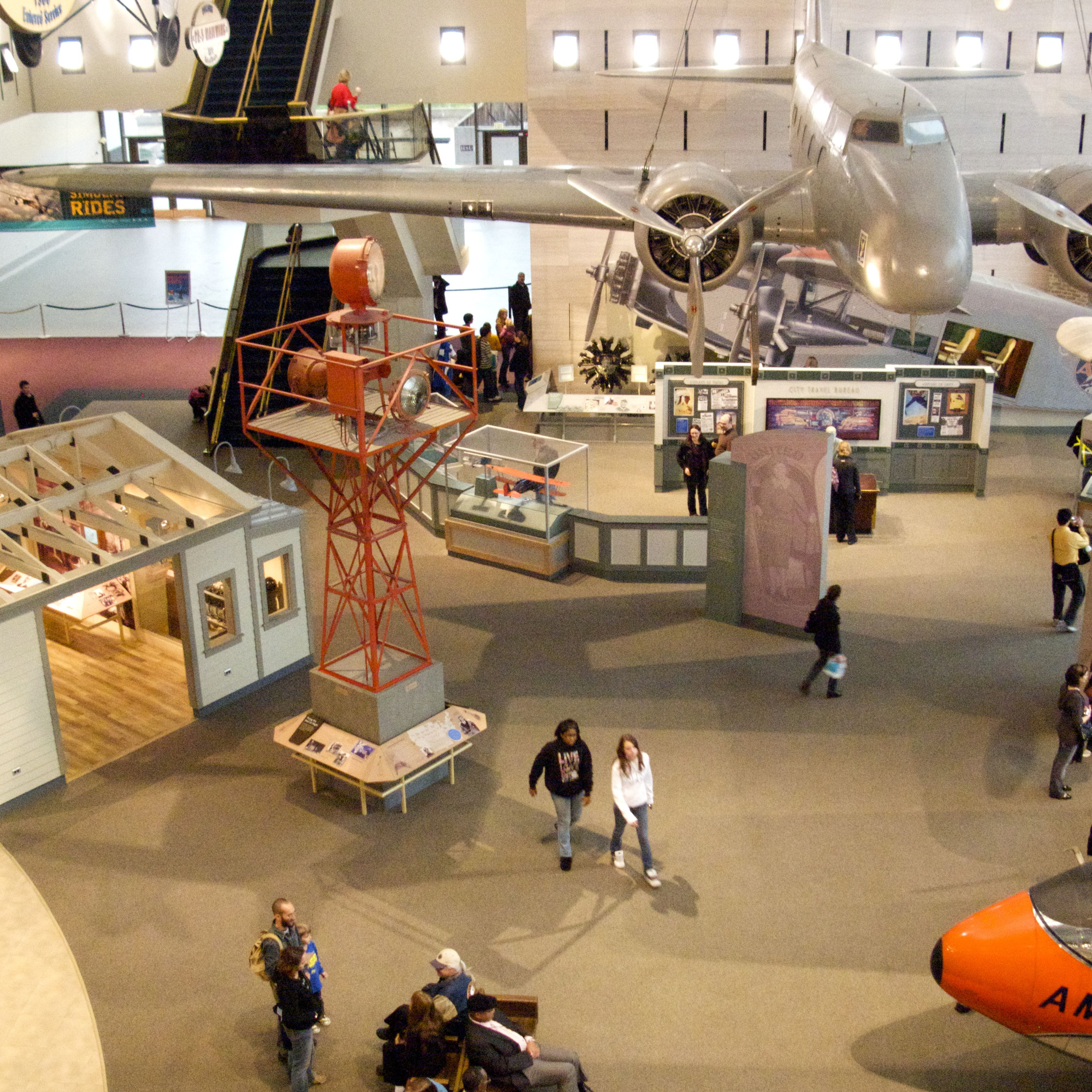 Art Places In Washington Dc: 10 Science And Technology Museums In Washington DC