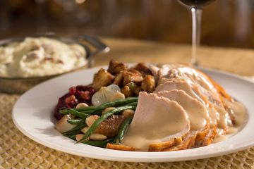 The Capital Grille thanksgiving dinner