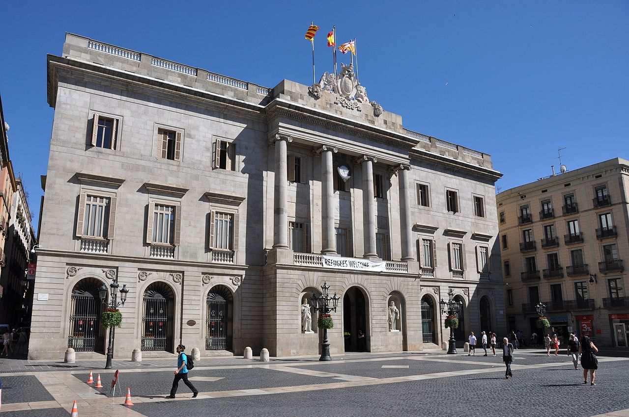 Barcelona City Hall