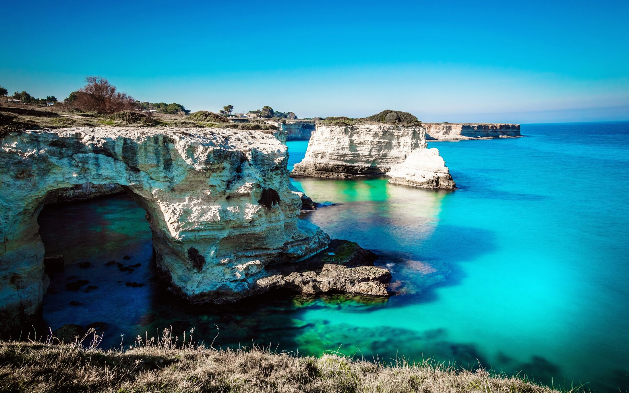 The Charms Of The Salento Peninsula Puglia