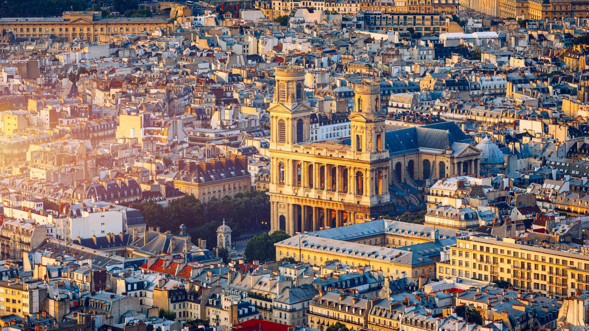 Place Saint-Sulpice, Paris, France