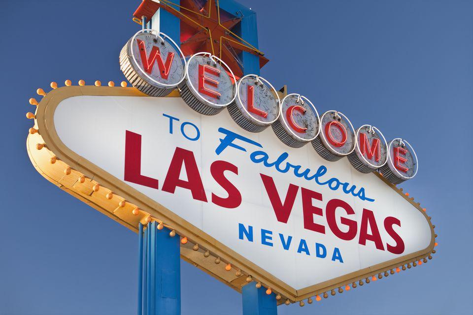 Visit Las Vegas from San Diego