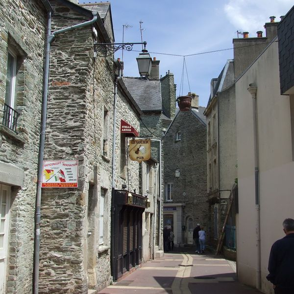 Cherbourg Pedestrian Street