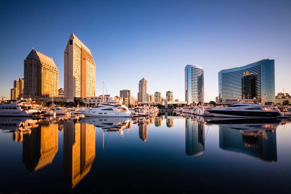 Horizonte de San Diego