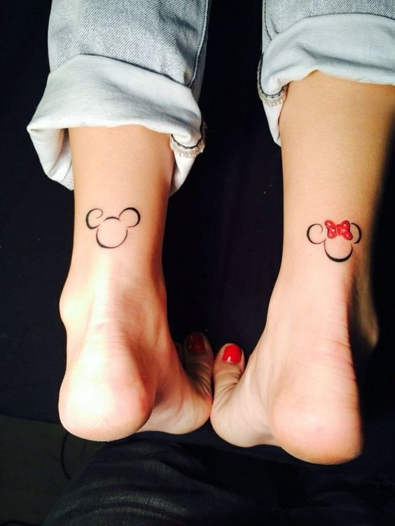 Disney Henna Tattoos