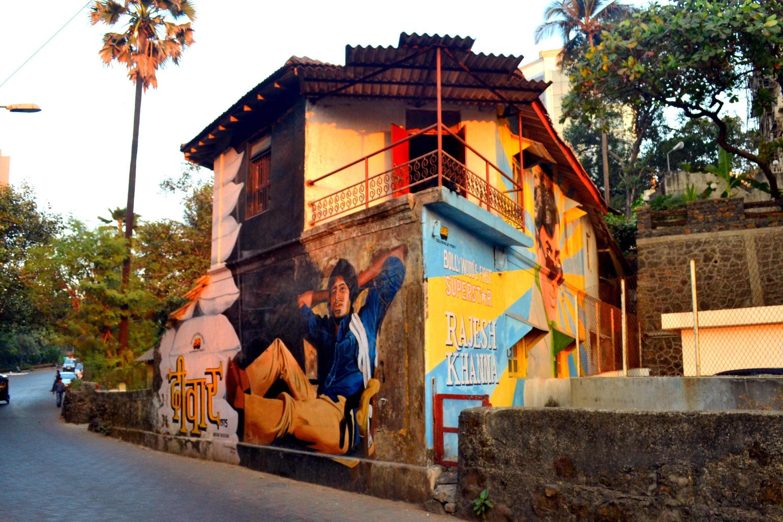 Bandra street art