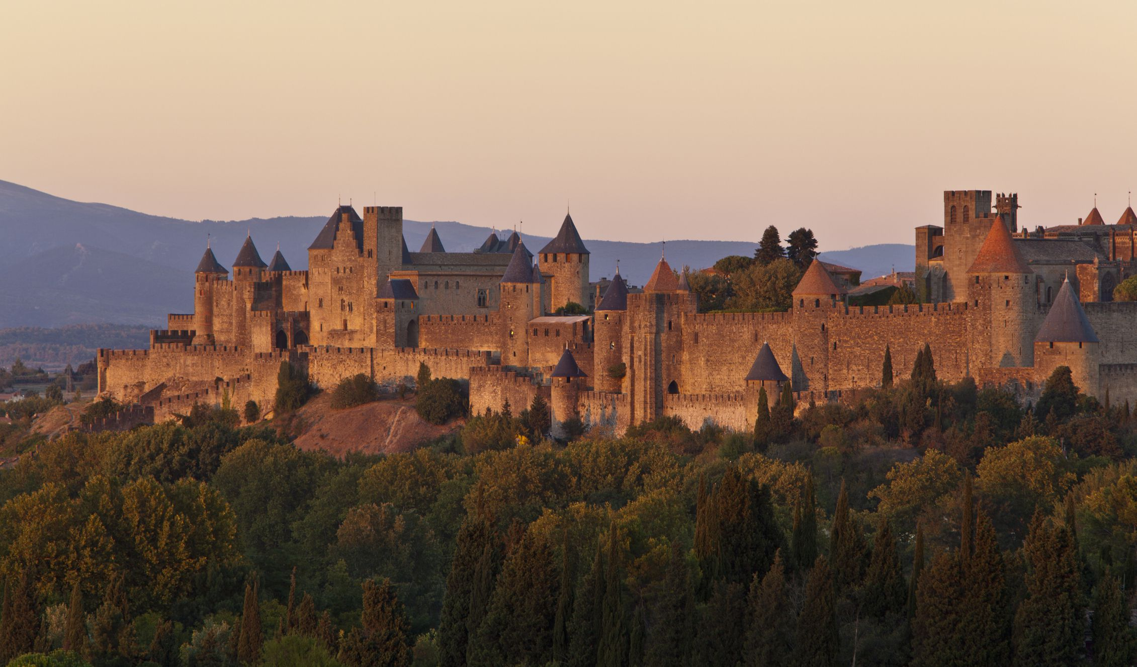 Traveling to Carcassonne