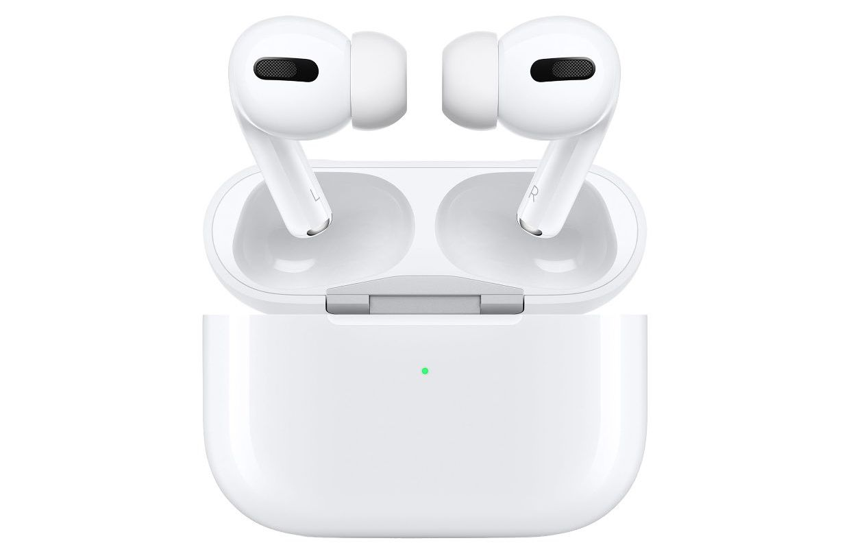 Apple AirPods 3 concept image; this is how they might look.