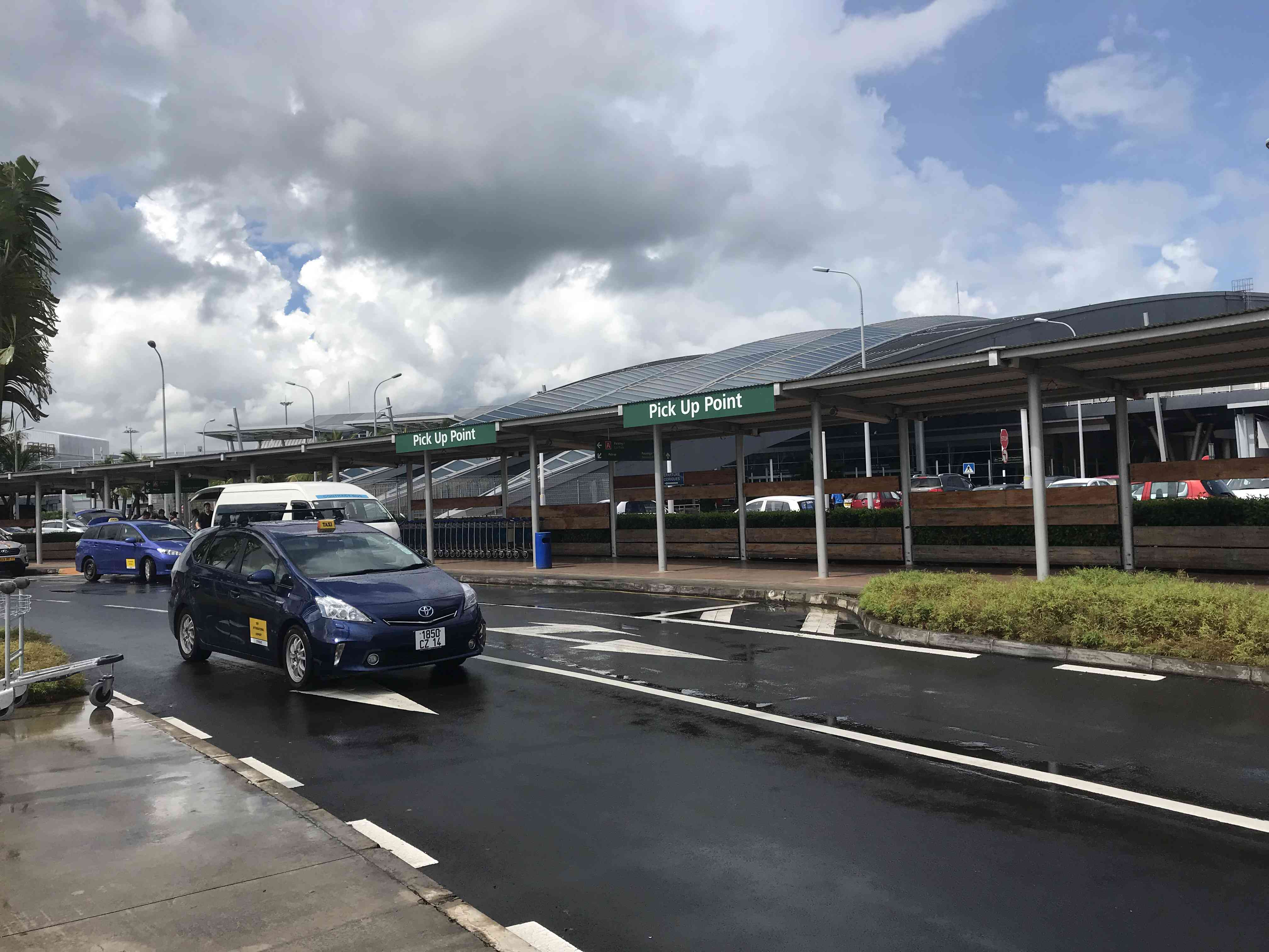 Sir Seewoosagur Ramgoolam International Airport
