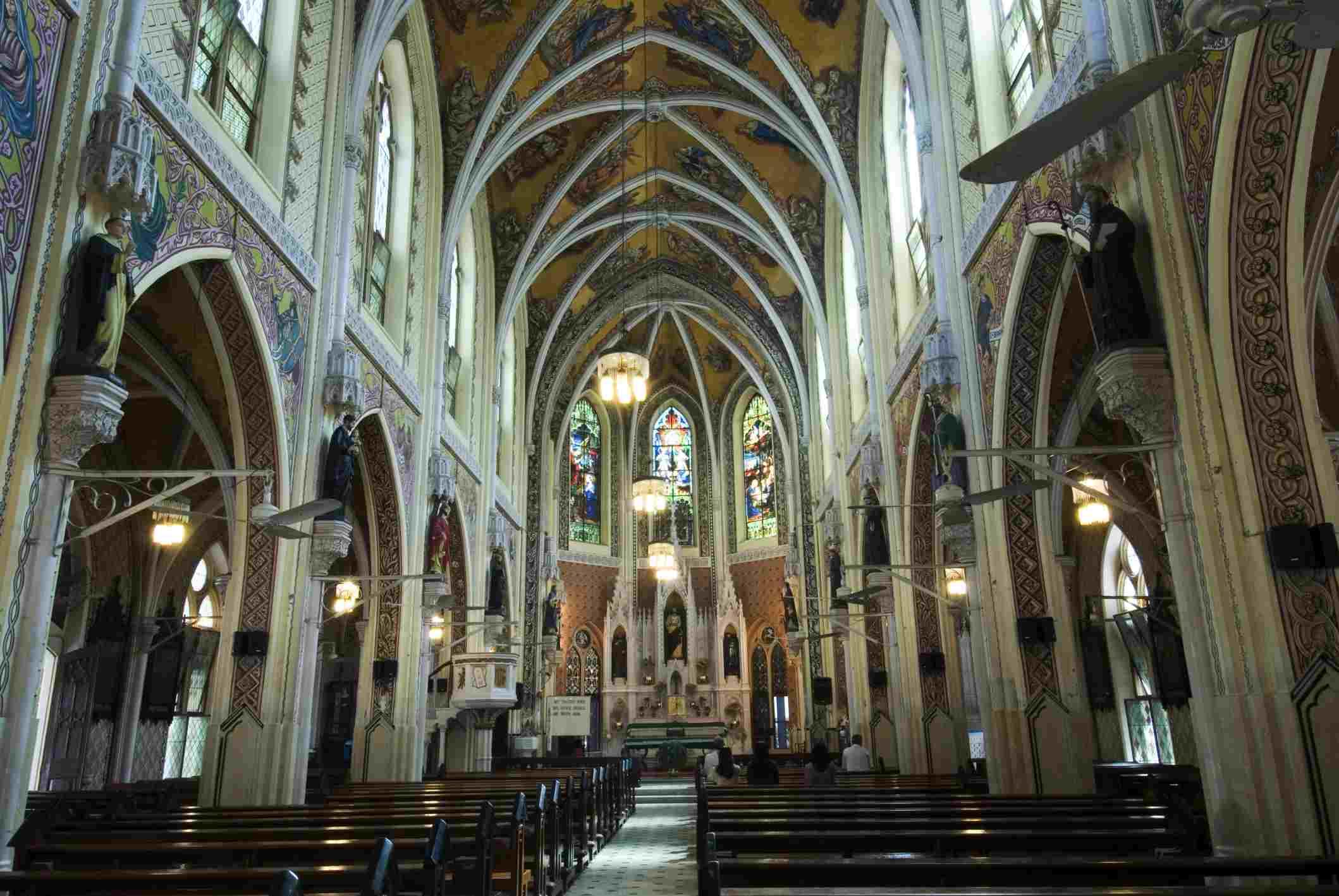 Holy Name Church, Mumbai.