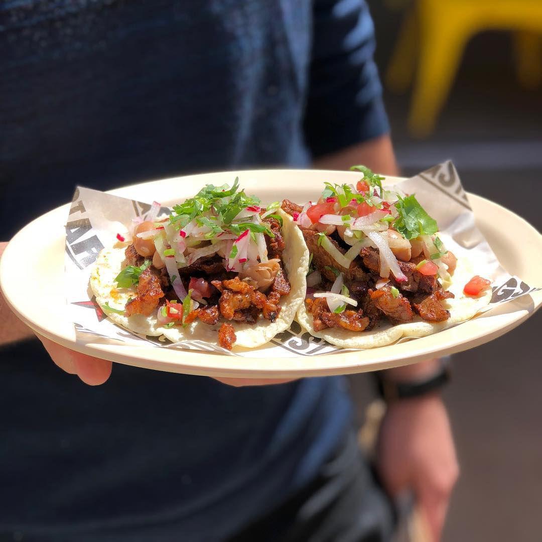 Big Star Carne Asada tacos