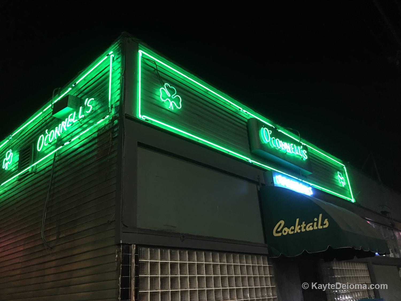 O'Connell's Bar, Long Beach, CA