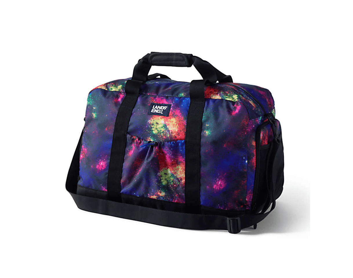 Lands' End Kids Duffle Bag