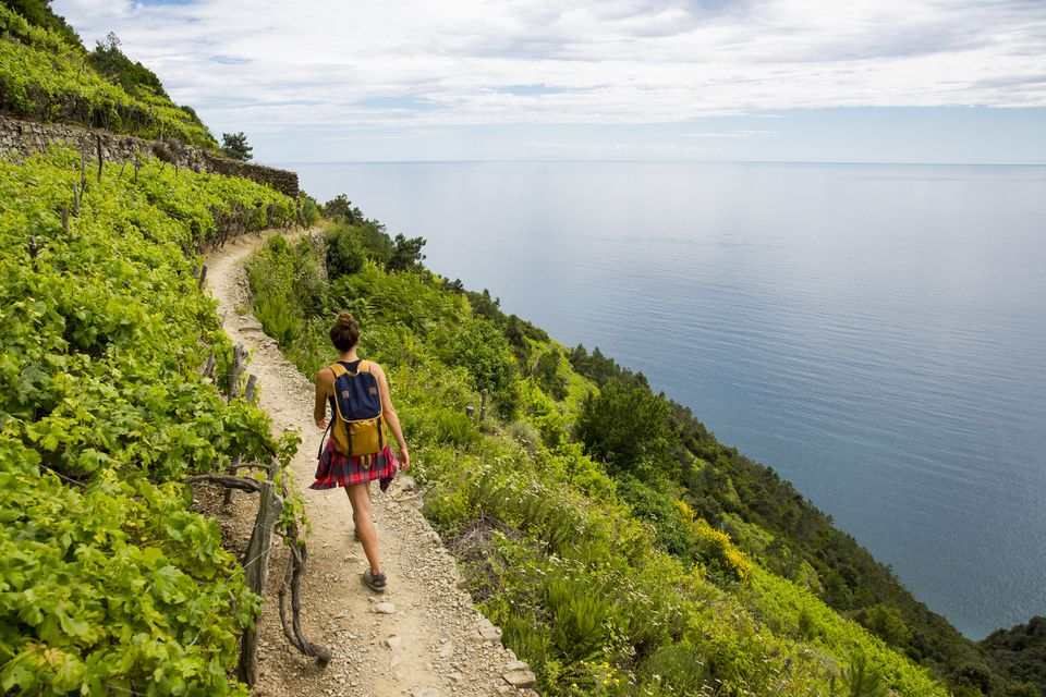 Hiking Italy's Cinque Terre
