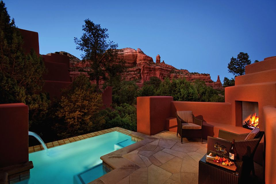 Nine Great Health And Wellness Spas In The U S And Mexico