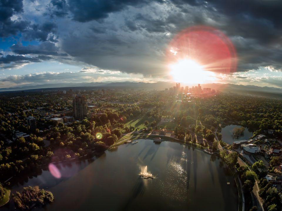 Sombras de Denver