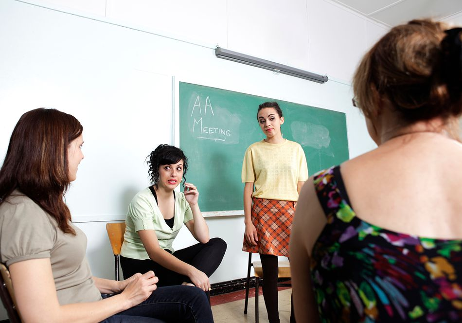 12 step meeting reaction We will write a custom essay sample on narcotics anonymous (na) meeting reaction  in 12 step self help  com/narcotics-anonymous-na-meeting-reaction.