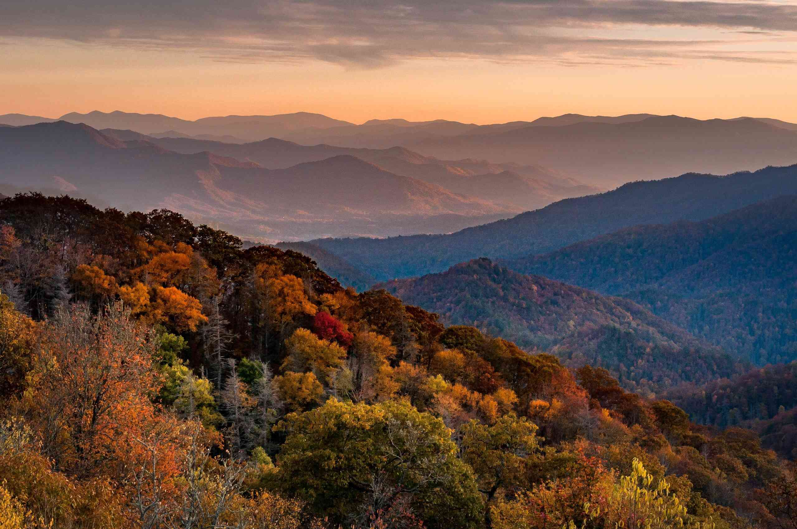 The Best National Parks in the Southeast US