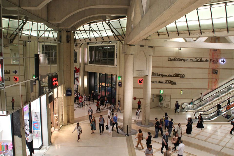 20579a709f6 Top 3 Malls and Shopping Centers in Paris