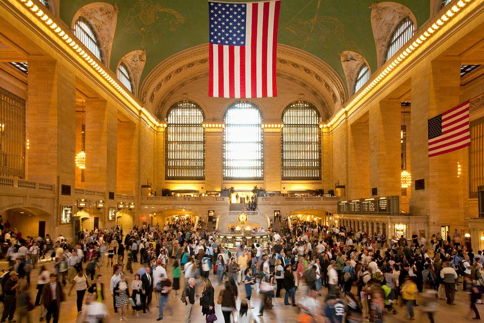 Grand Central Terminal, Manhattan, New York, USA