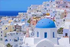 Santori, Greece