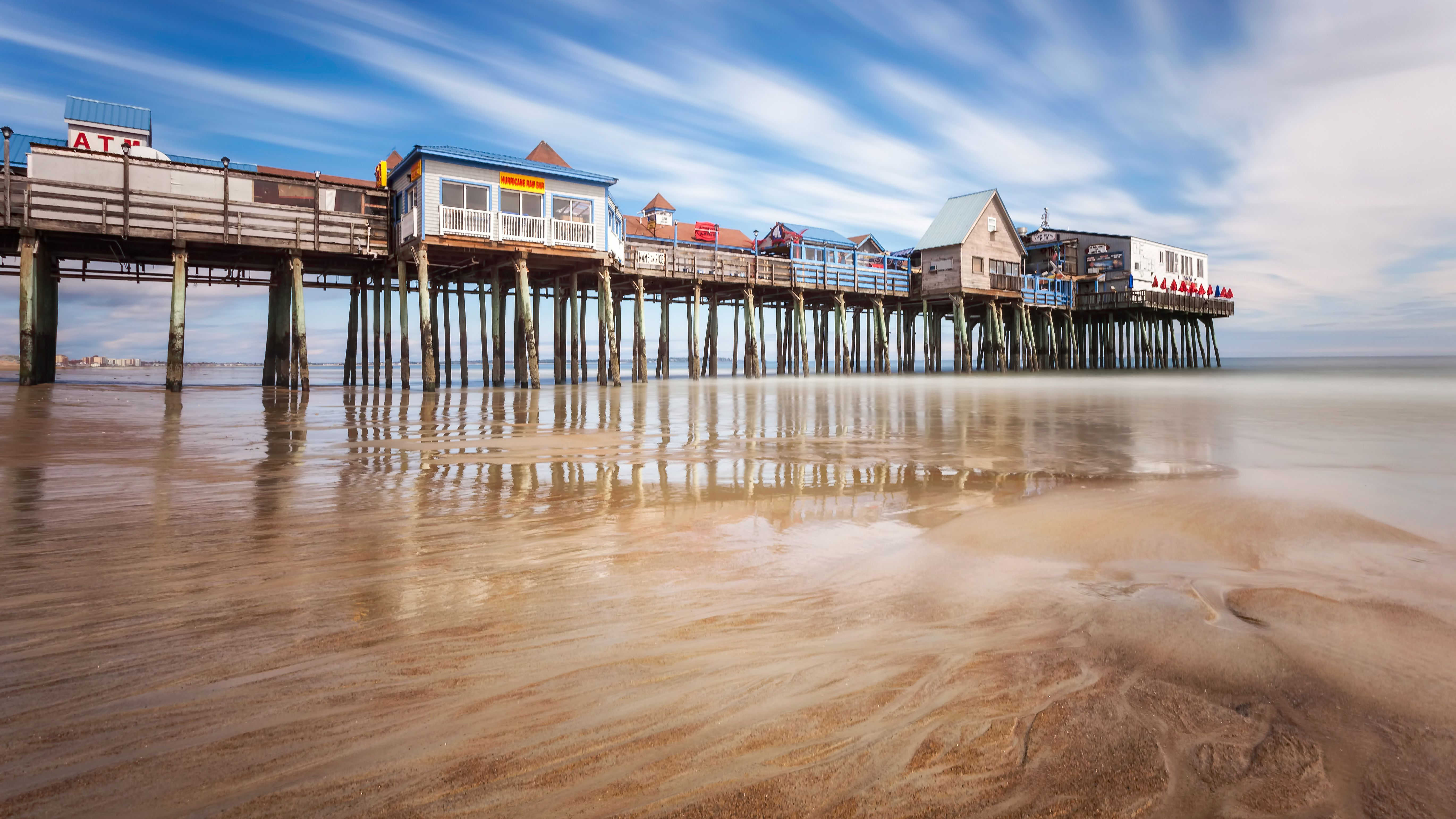Old Orchard Beach Is Maine S Best And