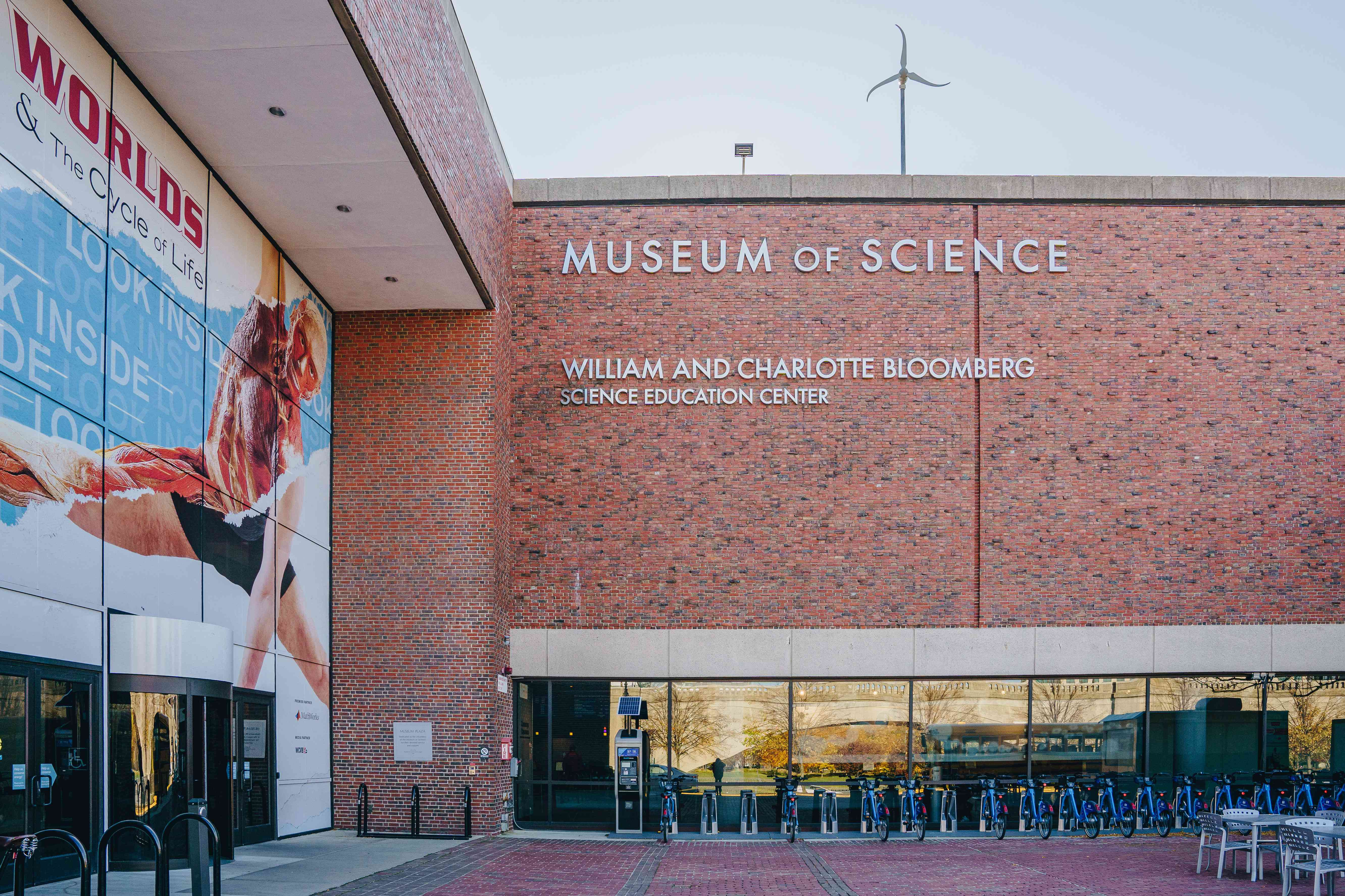 Museum of Science in Boston