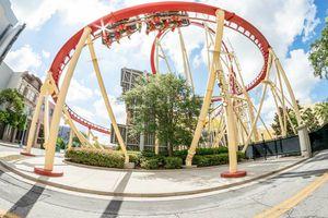 Hollywood Rip Ride Rocket at Universal Studios Florida